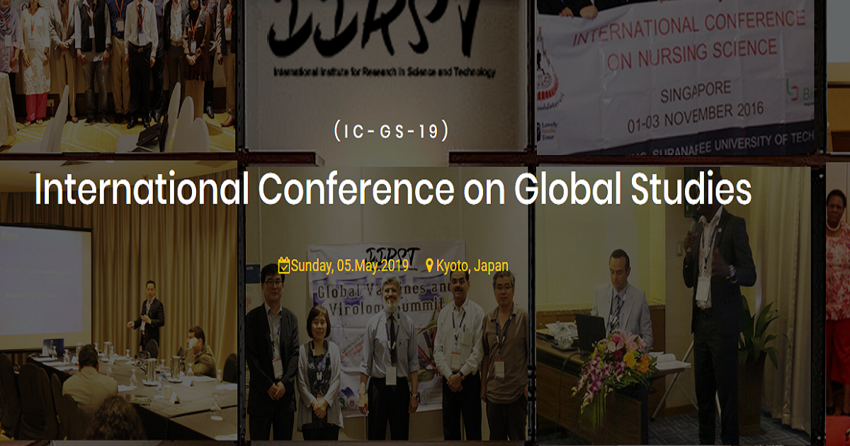 International Conference on Global Studies