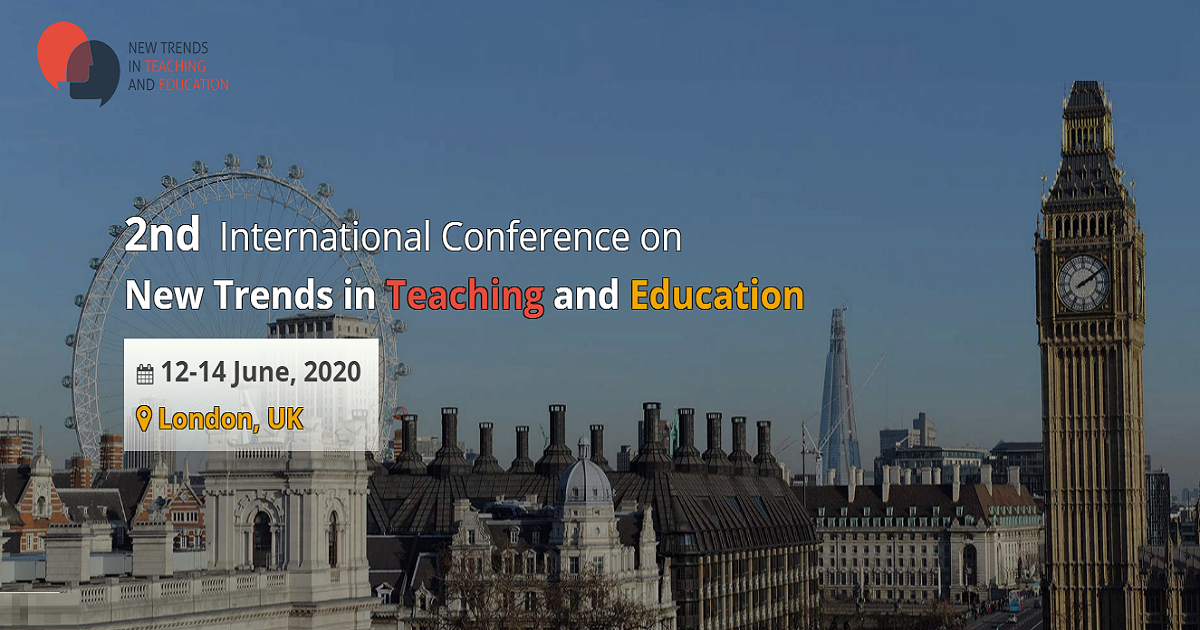 The 2nd International Conference on New Trends in Teaching and Education