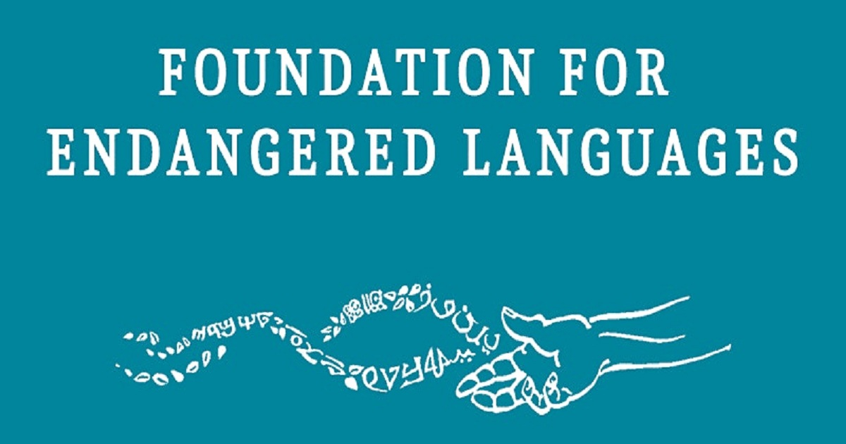 FEL 24: Teaching and Learning Resources for Endangered Languages