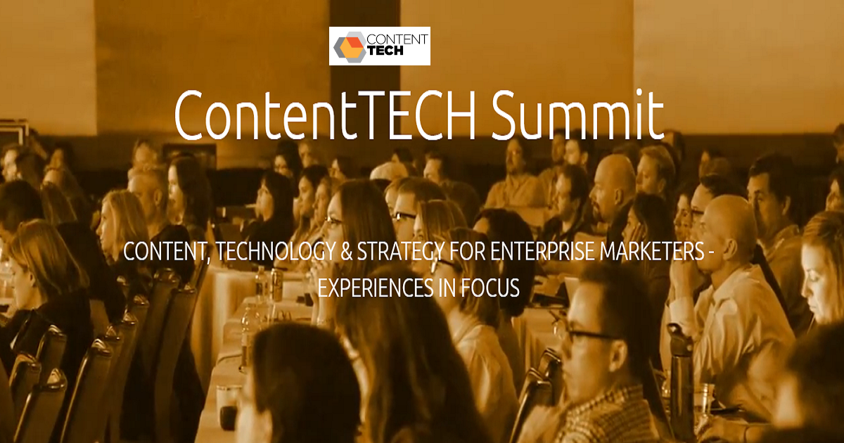 ContentTECH Summit