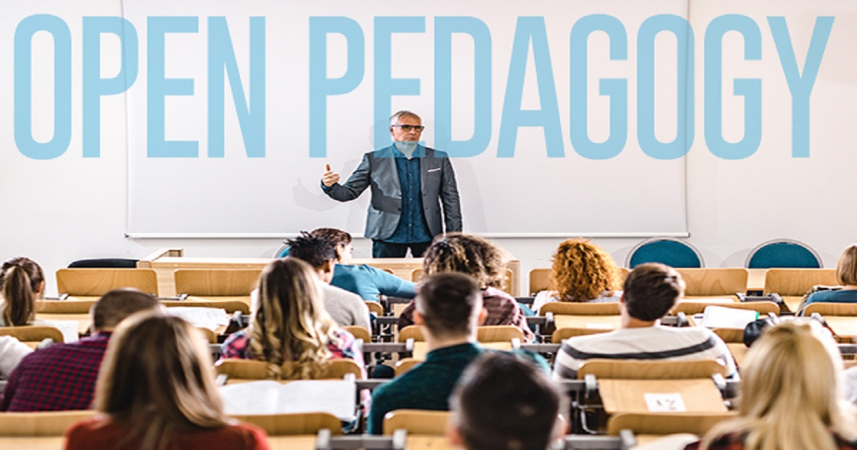 Harnessing the Power of Open Pedagogy and Open Syllabi to Promote Student Success