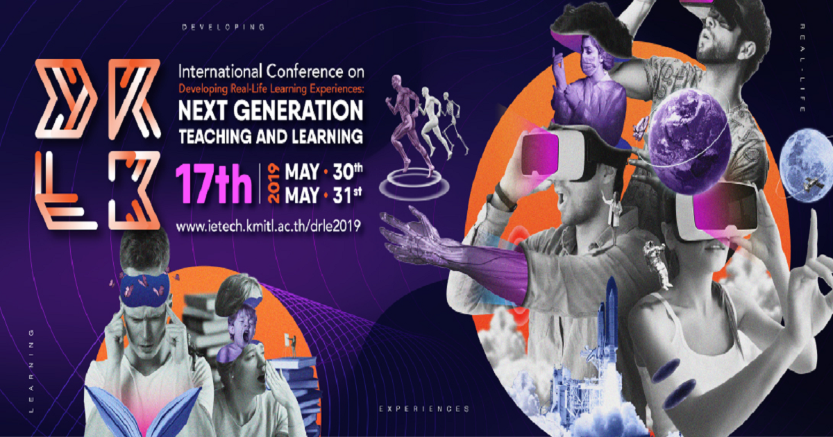17th International Conference on Developing Real-Life Learning Experiences (DRLE 2019)