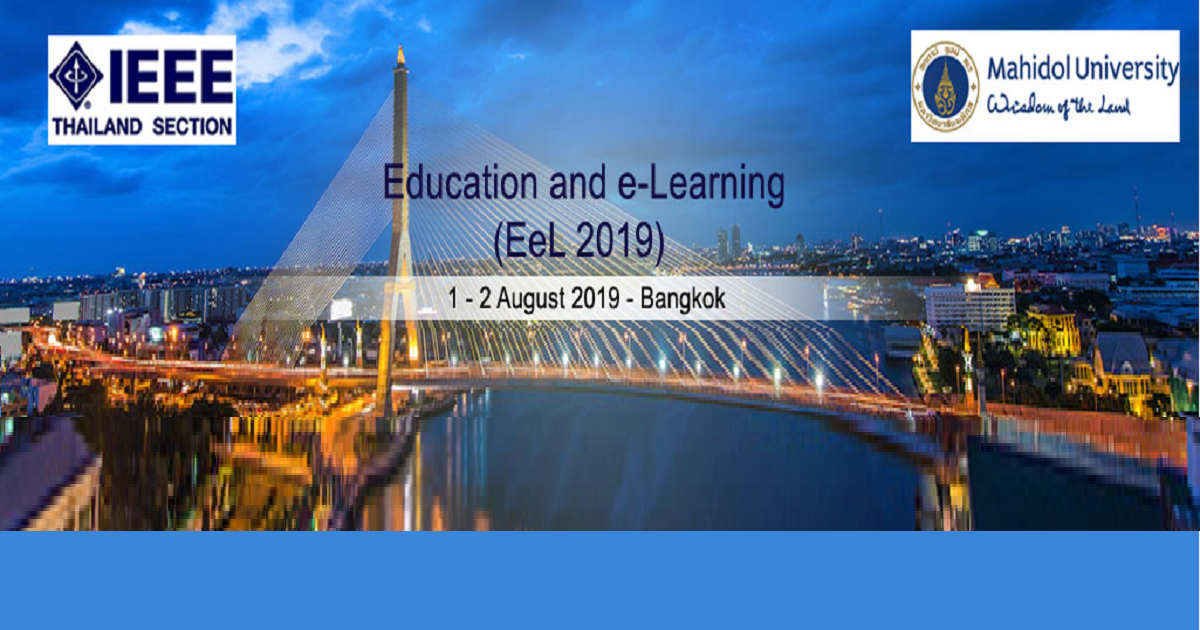 Education and e-Learning (EeL) Conference