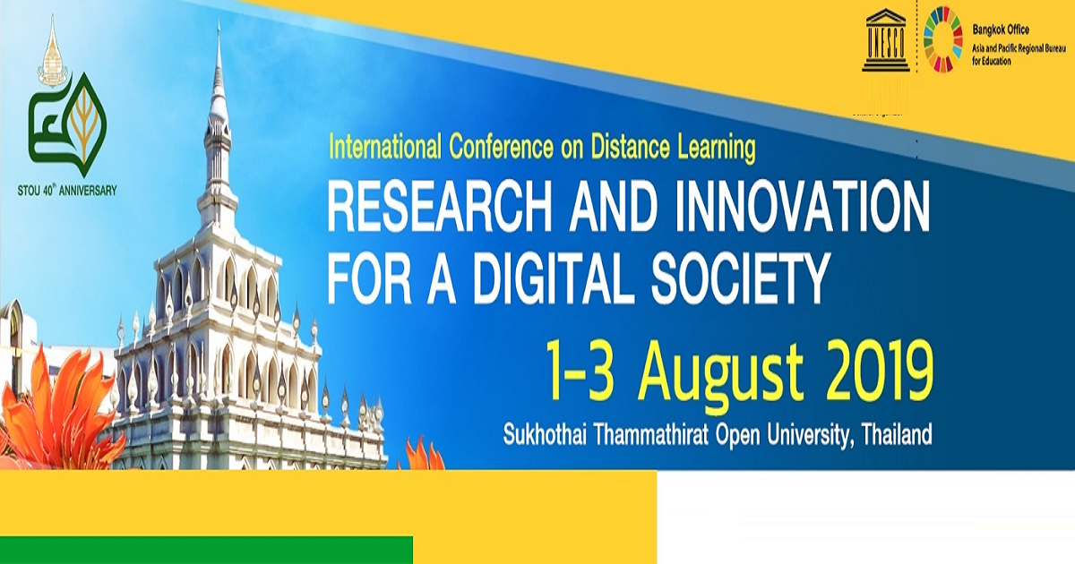 International Conference on Distance Learning: Research and Innovation for Digital Society