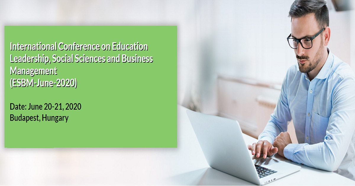 International Conference on Education Leadership, Social Sciences and Business Management