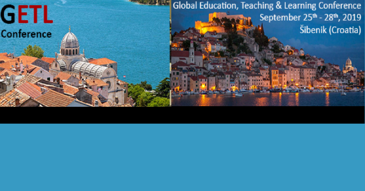 Global Education, Teaching & Learning Conference 2019