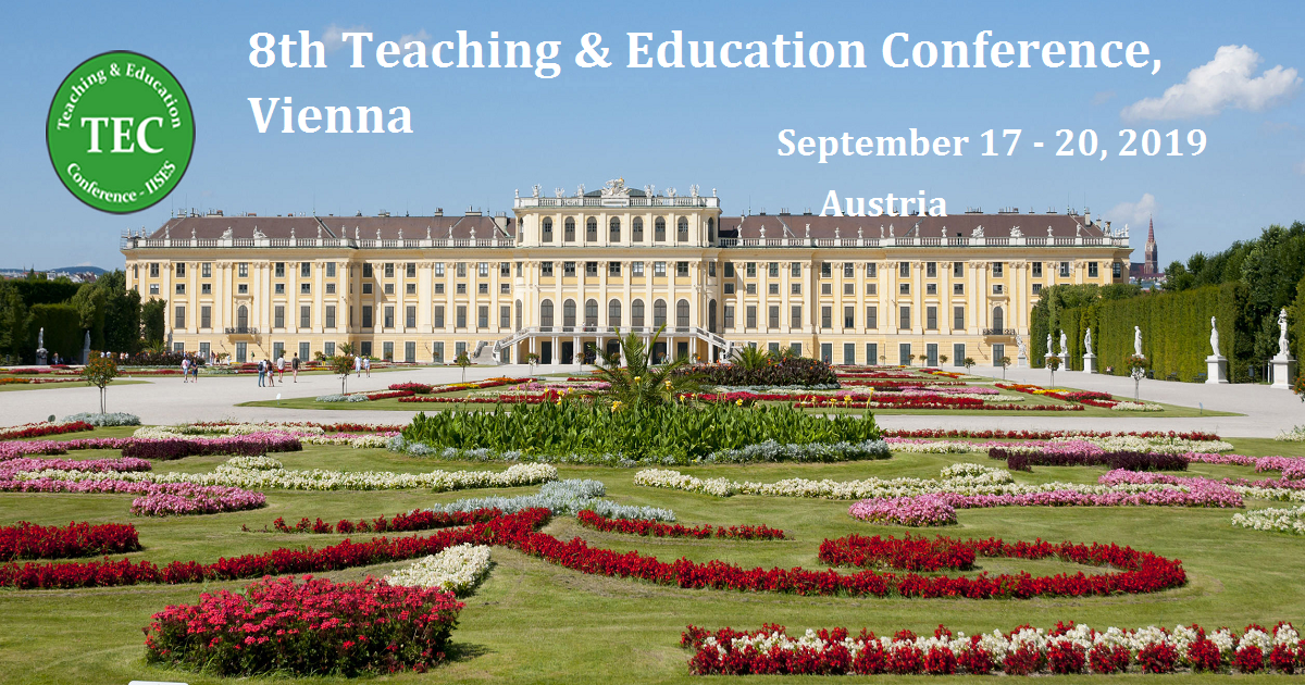 8th Teaching & Education Conference, Vienna