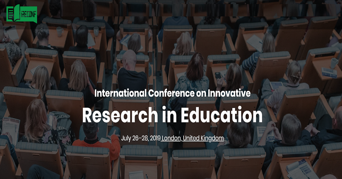 International Conference on Innovative Research in Education