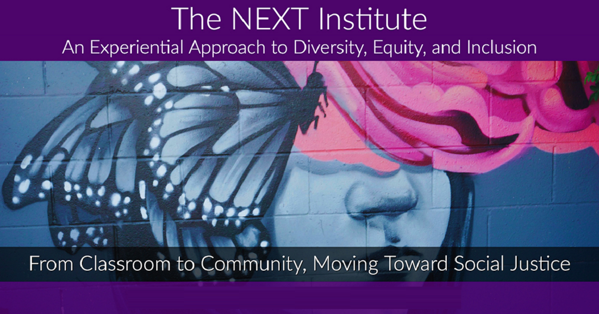 The NEXT Institute: An Experiential Approach to Diversity, Equity, and Inclusion