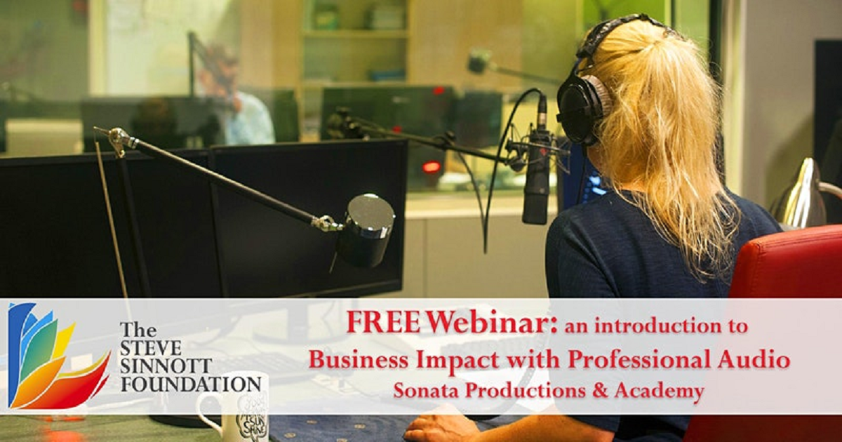Business Impact with Professional Audio - Life Long Learning Webinar Series