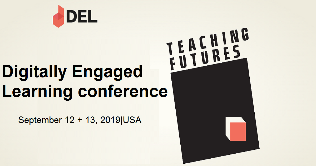 Digitally Engaged Learning conference