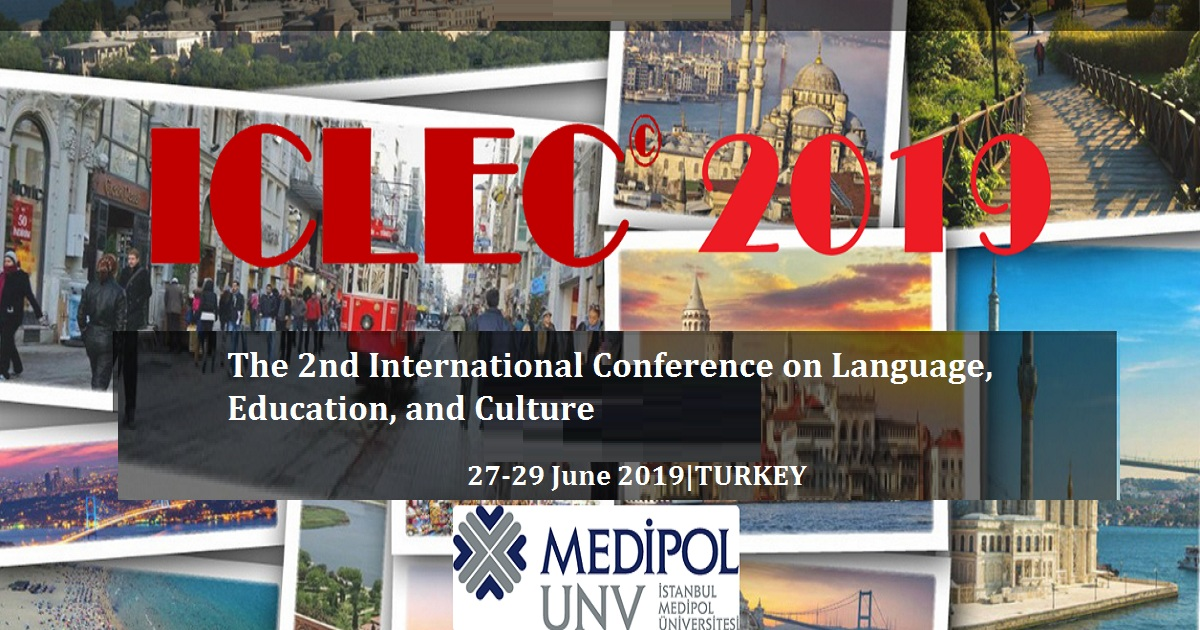 The 2nd International Conference on Language, Education, and Culture