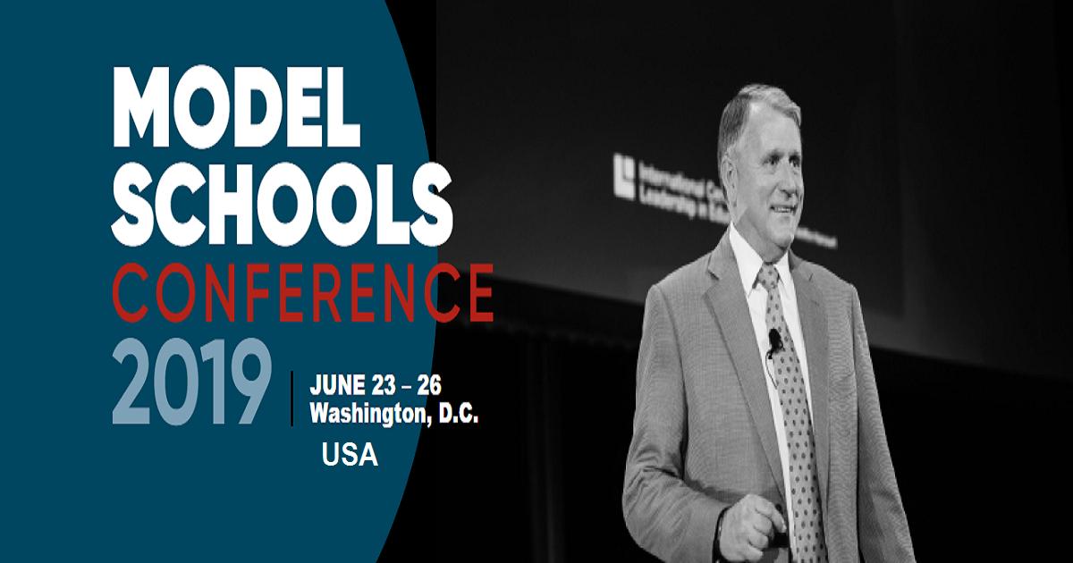 Model Schools Conference 2019