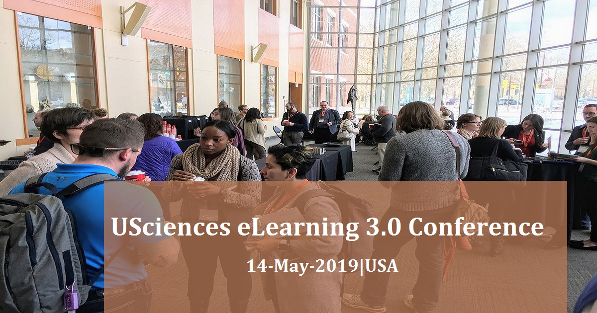 USciences eLearning 3.0 Conference 2019