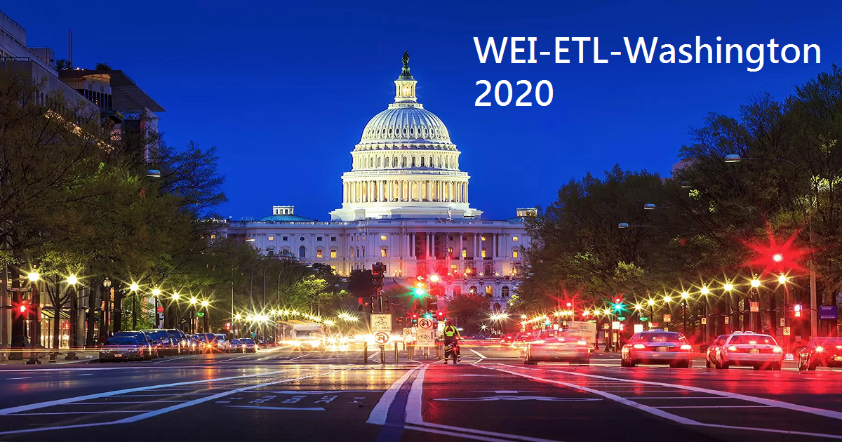 WEI-ETL-Washington 2020-Education and Teaching, and Learning