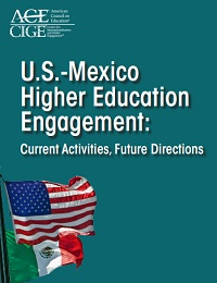 U.S.-MEXICO HIGHER EDUCATION ENGAGEMENT