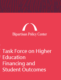 TASK FORCE ON HIGHER EDUCATION FINANCING AND STUDENT OUTCOMES